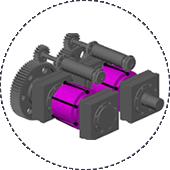 轧辊锥度组装技术